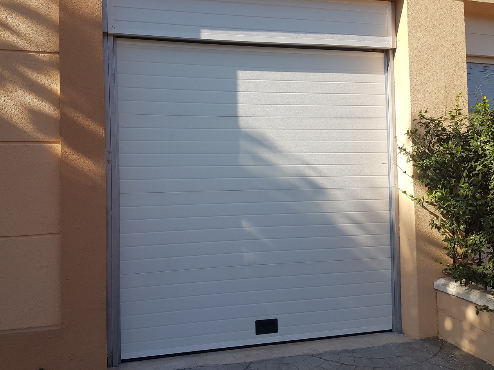 Puertas metalicas - Persianas Calzada